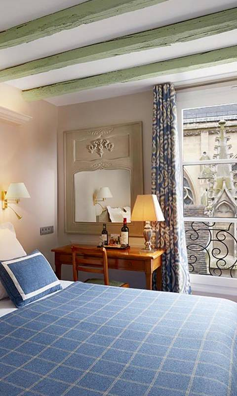 Double room hotel paris 1