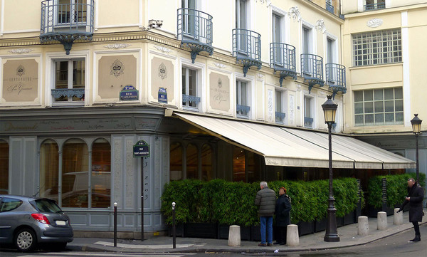 Hotel Brasss Parijs : Drouant the most literary restaurant in paris hotel relais st